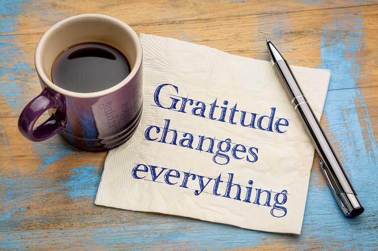 gratitude for handling micro losses